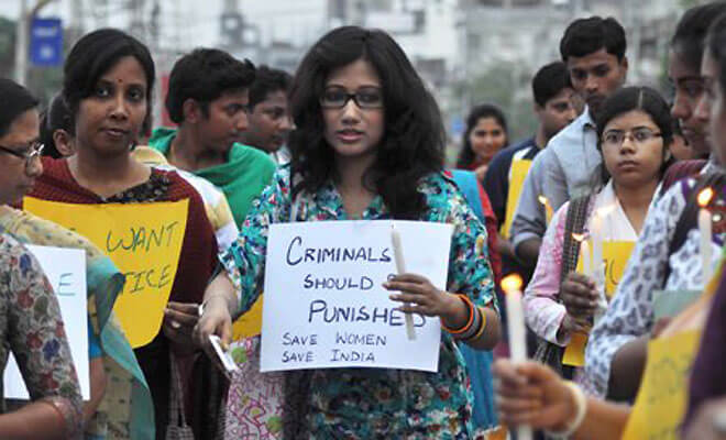End To Crime Against Women- Need Of The Time!